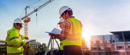 construction workers in yellow vests Building Industry Fairness Act 2017